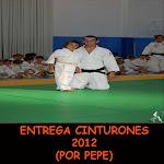 ENTREGA CINTURONES 2012 (PEPE)