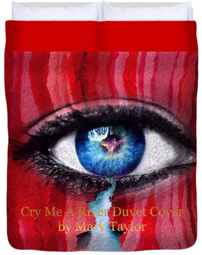 cry me a river art by Mark Taylor home decor