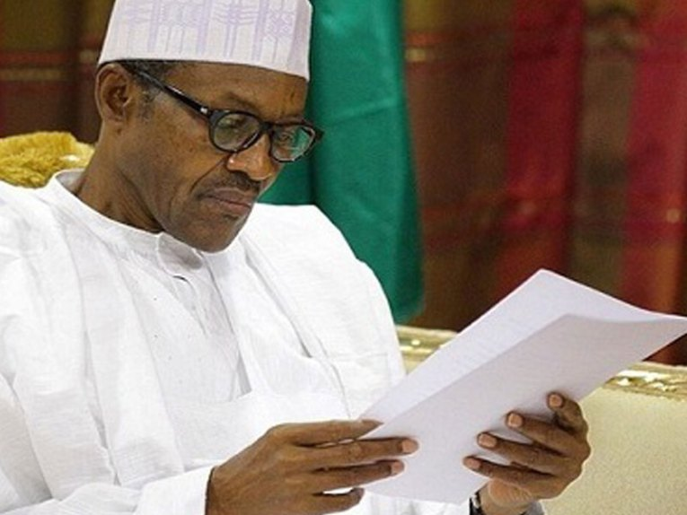 Image result for 9bn judgment: Buhari asks EFCC, NIA to probe 2010 contract