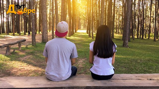 Теми для розмов: у стосунках, на побаченні, з хлопцем, з дівчиною