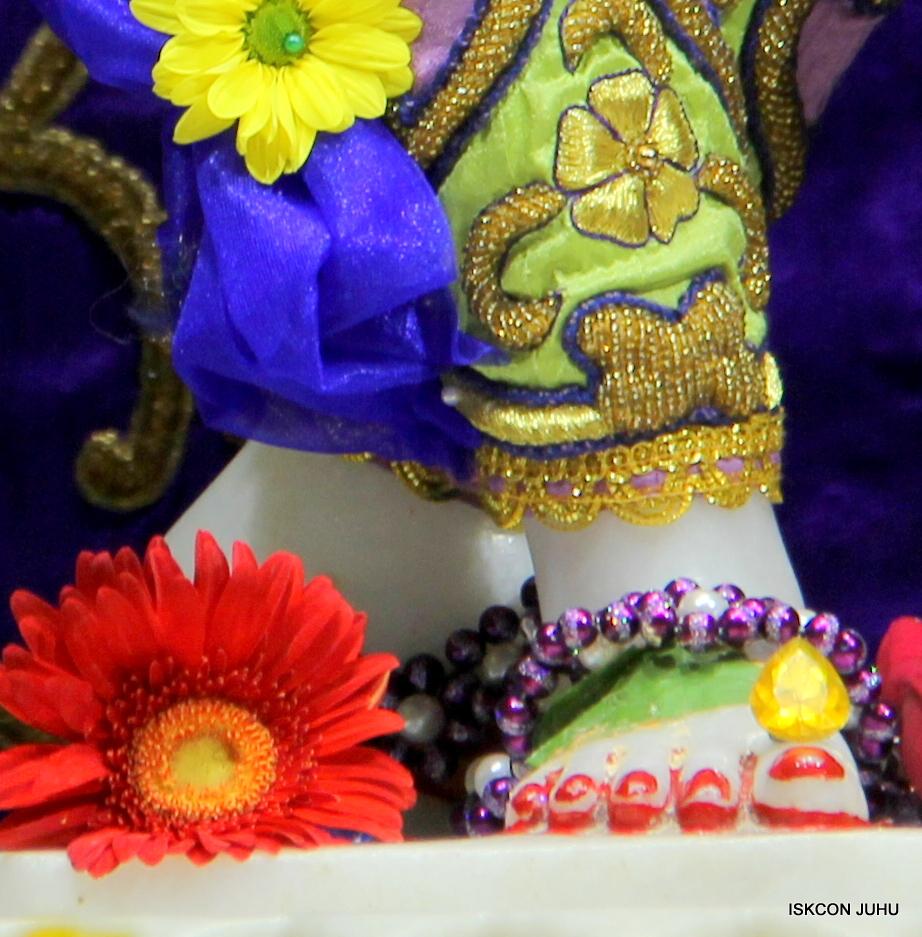 ISKCON Juhu Sringar Deity Darshan 11 Jan 2016  (30)