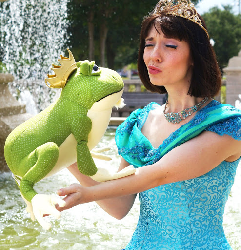 The Frog and the Princess at Orlando Shakespeare