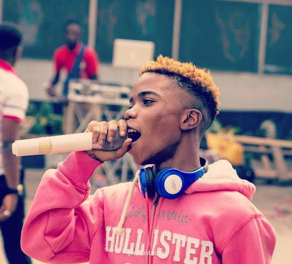 Ex YBNL signee, Lyta reveals what happened between him and former boss, Olamide