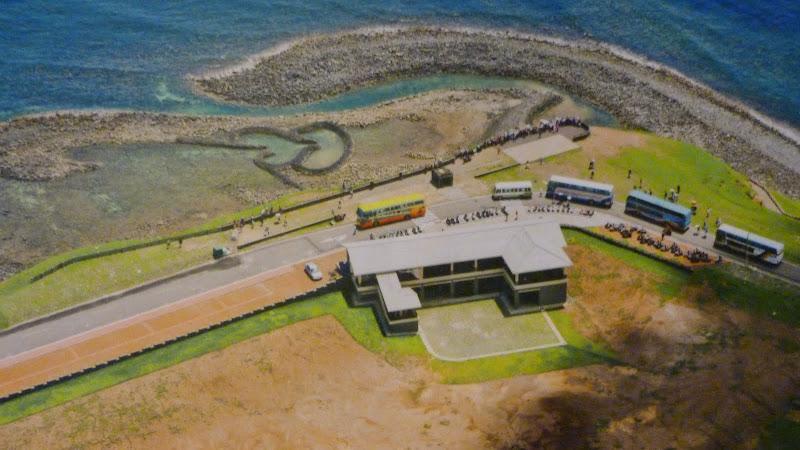 Photo de photo île Cimei à 30 Nautiques ( = ou moins 60 kilommètres) de Makong