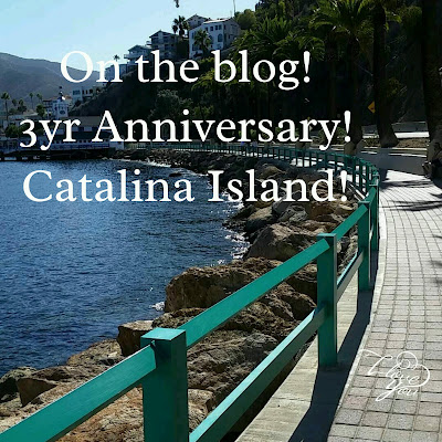 Three Year Anniversary in Catalina Island !