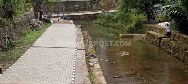 Sungai kemuning banjarbaru