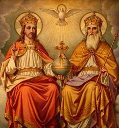 Diestra de Dios: Que significa que Jesus esta sentado a la derecha de Dios Padre?