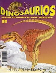 P00051 - Dinosaurios #51