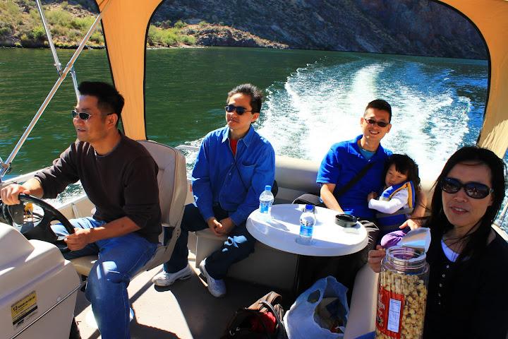 游船峡谷湖 - 颖钰爸爸 - 颖钰爸爸的博客
