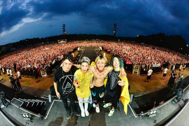 "Bocoran Album Baru One Ok Rock ""Ambitions"""