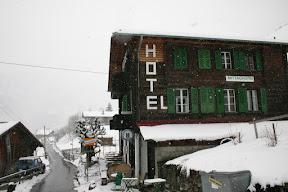 Walter's Hotel Mittaghorn, Gimmelwald