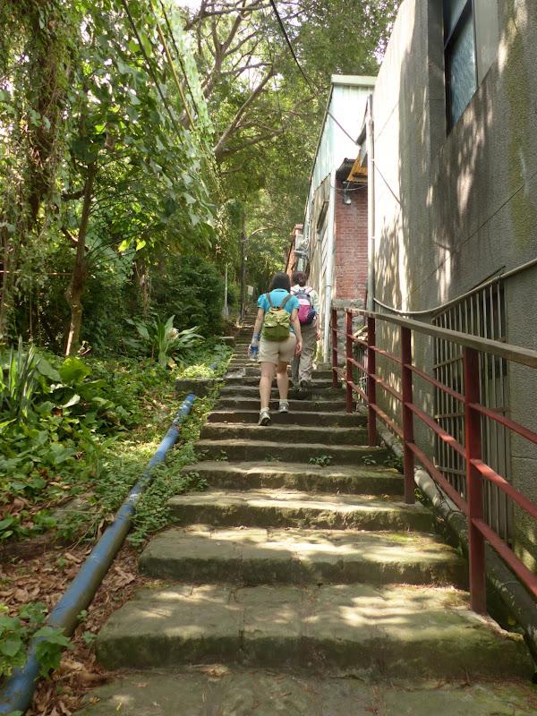 Taipei. Petite promenade au départ de Tianmu - rando%2B003.JPG