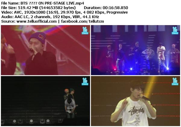 Download [Perf] BTS – Danger + Dope + Boy in Luv @ Naver V