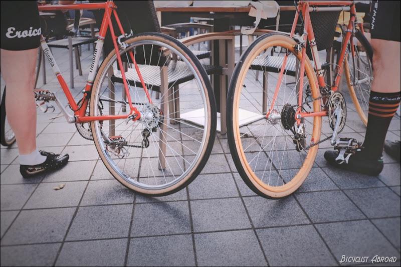 rear wheels eroica