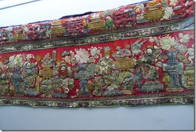 Chaozhou Musuem 潮州市博物館 - Chaozhou Embroidery 潮繡