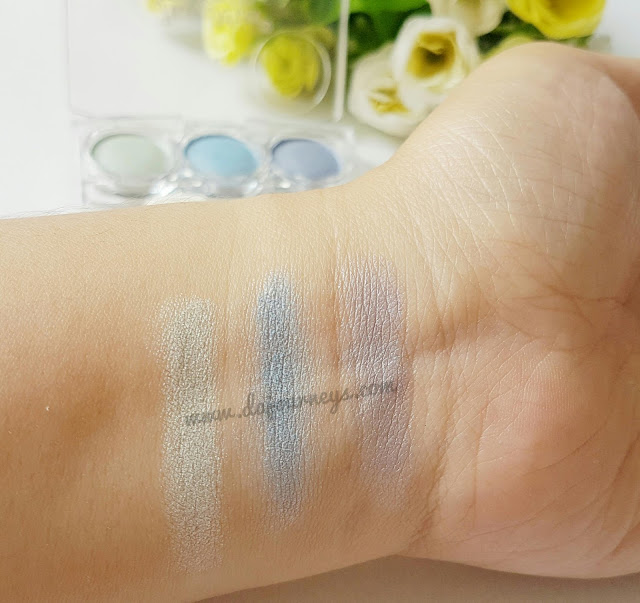 [Review] Just Miss Triple Eyeshadow