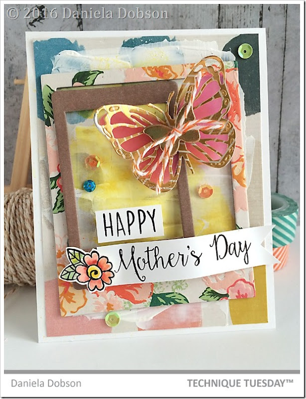 Happy Mother's Day by Daniela Dobson