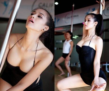 Người đẹp tập gym mê hoặc mọi ánh nhìn