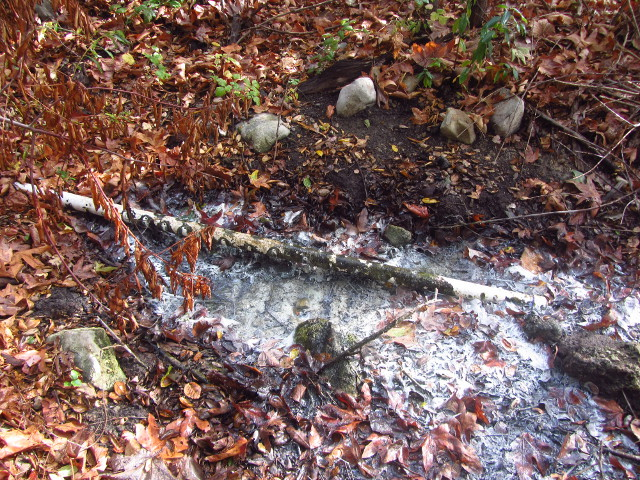 water stops flowing