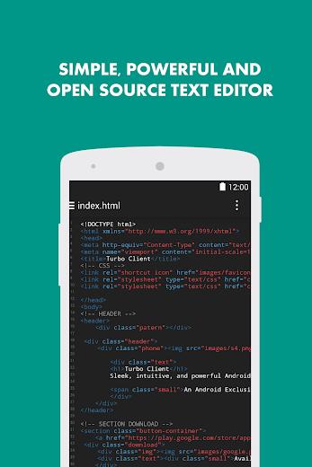 android强大的文字编辑应用