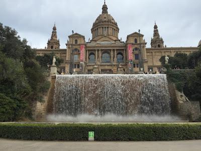 Museu Nacional D'art De Catalunya Barcelona
