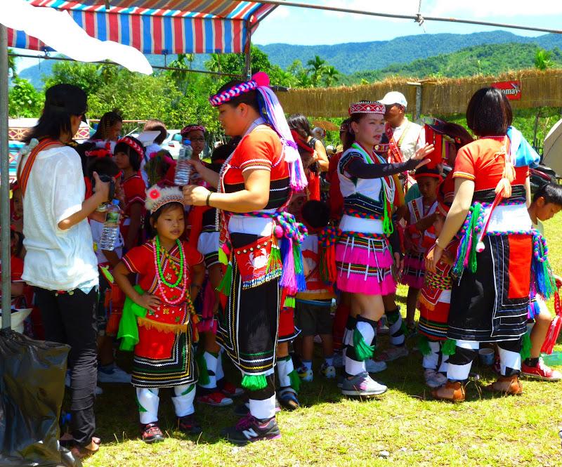 Hualien County. De Liyu lake à Guangfu, Taipinlang ( festival AMIS) Fongbin et retour J 5 - P1240513.JPG