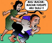 Agar Suami Takluk Pada Istri