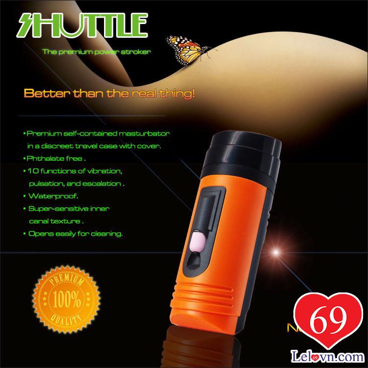 Mẫu sản phẩm đồ chơi tình dục ngụy trang cho nam giới Youcups Shuttle