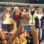 fashion show in shibuya in Shibuya, Tokyo, Japan