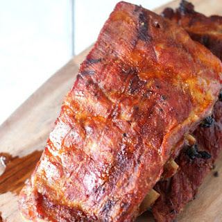 Easy Grilled Pork Ribs Recipe