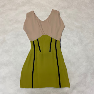 *SALE* Derek Lam Silk Sample Dress