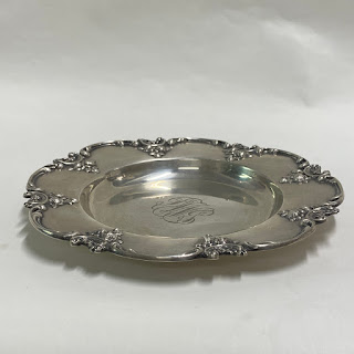 Sterling Silver Black, Starr & Frost Bowl