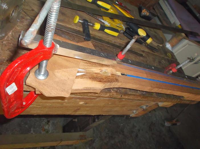 Construção inspirada Les Paul Custom, meu 1º projeto com braço colado (finalizado e com áudio) - Página 3 DSCF1212