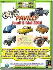 20160505 Pavilly