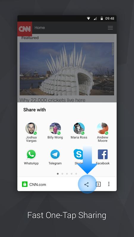 START Internet Browser screenshots