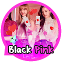 Black pink WAStickerApps - Korean Idol Sticker icon