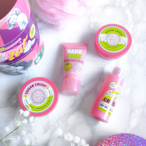 soap & glory simply the zest