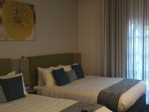 Perth – Comfort Lodging & Accommodation