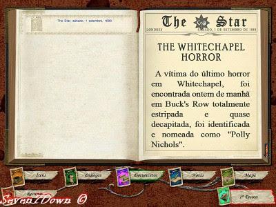 Sherlock Holmes vs Jack the Ripper Em Português
