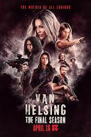 Quinta y última temporada de Van Helsing