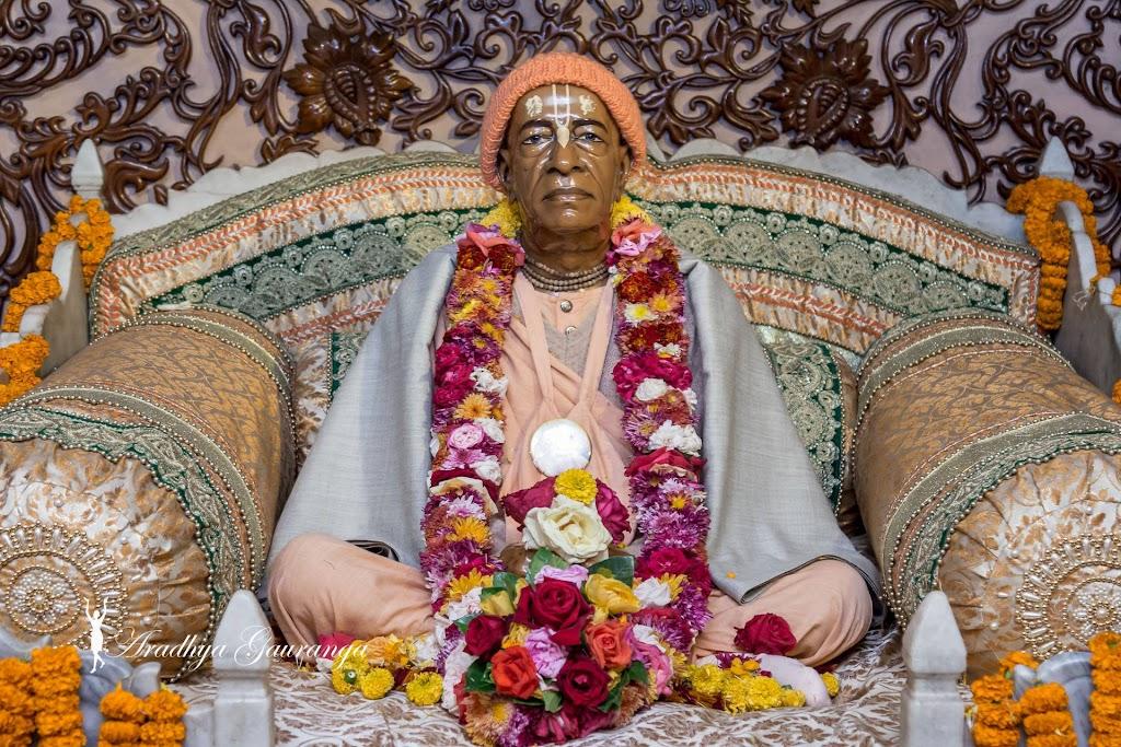 ISKCON Mayapur Deity Darshan 31 Dec 2016 (10)