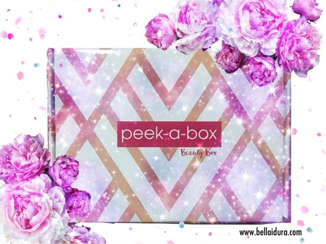 peek a box, kotak kecantikan, kotak kejutan