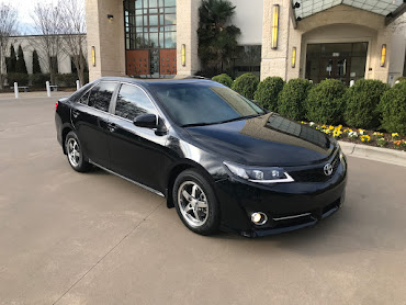 2012 TOYOTA CAMRY LE TRD