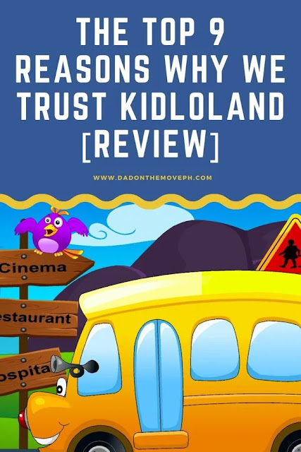 Reasons to love the Kidloland app