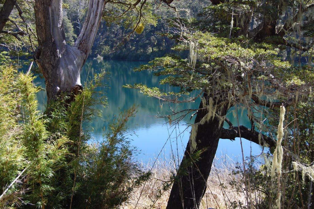 Laguna Corina Grande - San Martin de los Andes - Neuquen