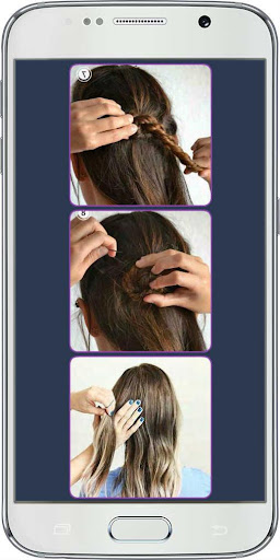 Easy Hairstyles Step by Step 2