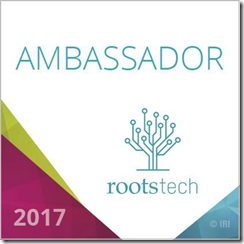 The Ancestry Insider is a RootsTech 2017 ambassador.