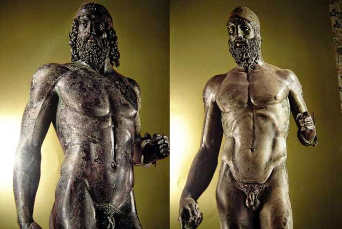 Italy: Riace Bronzes 'can't be moved' for Milan Expo 2015