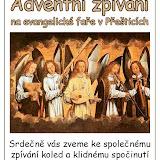 Adventní zpívání