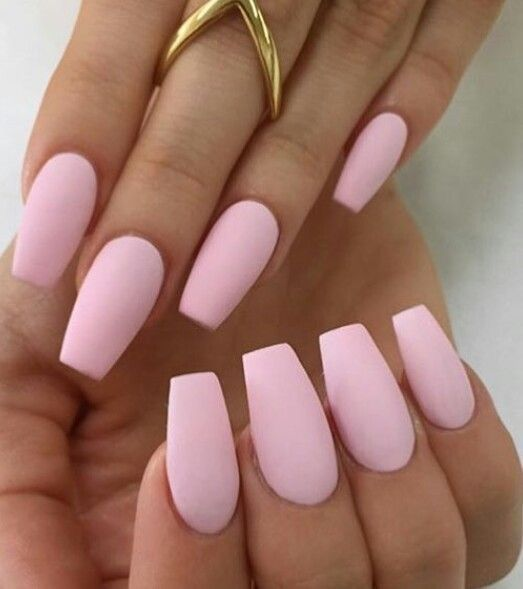 25+ Amazing Pink Nail Art Designs For Valentine's Day For 2018